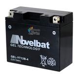 Bateria Pila Acumulador Motocicleta Yt12b-bs Gel Yt12b-4 Gel