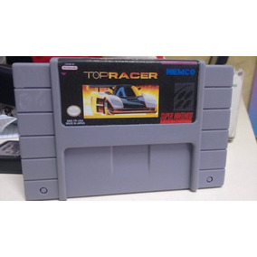 Top Gear 1 Snes Super Nintendo