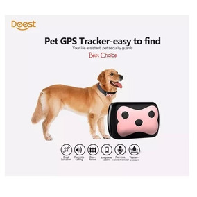 Coleira Gps Rastreador Cães Gatos Pets Cachorro Localizador