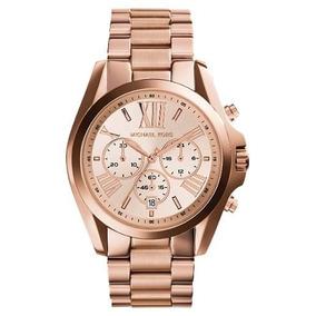 Relógio Michael Kors Bradshaw Rose Mk5503 - Relógios De Pulso no ... 8260959e4f