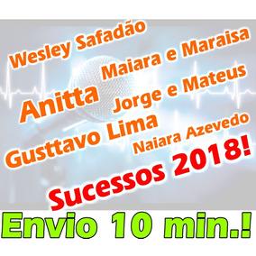 Karaoke 2018 Marília Mendoça Maiara E Maraisa Wesley Safadão
