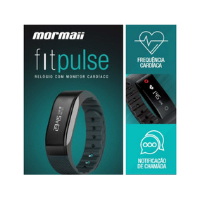 Relógio Fitpulse Mormaii Monitor Cardíaco Correida Mosw007