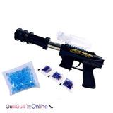 Juguete Mega Pistola Hidrogel Niños Diversion Oferta Calidad