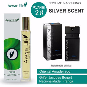 Perfumes Contra Tipos Avante Life N.28 - Silver Scent