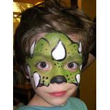 Maquillaje Artistico Infantil A Domicilio Maquilladora Profe