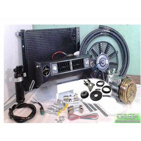 Kit Ar Condicionado D10 D20 Perkins/maxion Cabine Simples