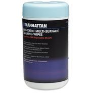 Paños Humedos Manhattan Antiestaticos Para Monitor 433105