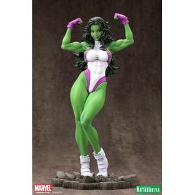 Kokobukiya Marvel Comics - She Hulk Bishoujo Statue