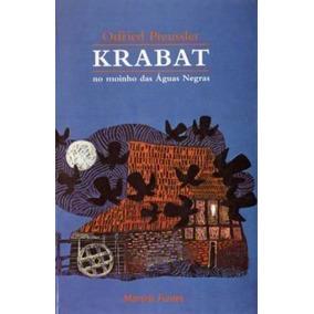 Livro Krabat No Moinho Das Águas Negras Otfried Preussler