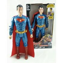 Boneco Superman 30 Cm Musical