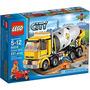 Juguete Lego City Ciudad Del Mezclador De Cemento Juego Set