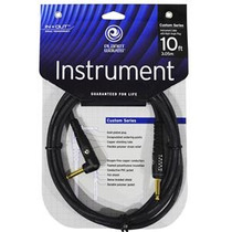 Planet Waves Cable Instrumentos Seris Custom 3 Mts Pwgra10