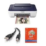 Impresora Multifunción De Inyección De Tinta Inalámbrica