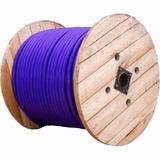 Cable Subterráneo 3x2,5 Mm X100 Mts Sintenax Normalizado