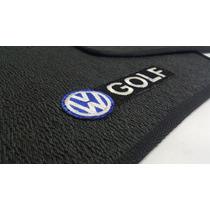 Tapete Automotivo Borracha Volkswagen Golf