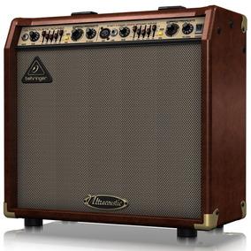 Amplificador Para Violão Behringer Acx450 45w