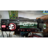 Reproductor D Carro Mp3 Usb Sd, Aux, Radio + Control Remoto