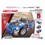 Meccano Sistema De Contrucción De Metal - Race Cars - Oferta