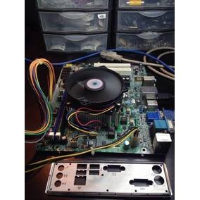 Tarjeta Madre H61h2-cm + Procesador G640 + Memoria Ram