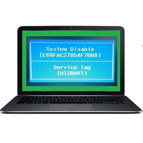 Desbloqueo De Laptop Dell Password Bios Dell