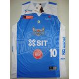 Camisa Oficial Macae Basquete - Nbb