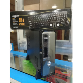Computadora Dual Core 4gb Ram / 250gb Hdd