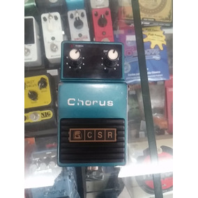 Pedal De Efeito Para Guitarra Chorus Csr