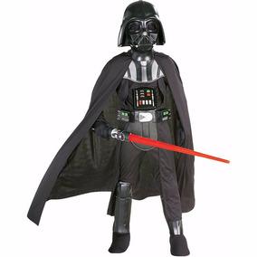 Disfraz Star Wars Darth Vader Niño Niña Original Rubie