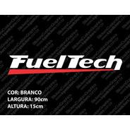 Adesivo Grande Fueltech
