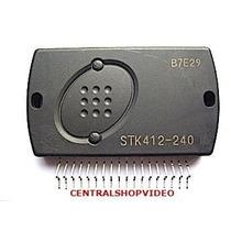 Stk412-240 Stk 412-240 Original Sanyo Amplificador Áudio