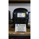 Compresor 1/4 Hp Baja Tecumseh R134a 110v Tph1380yds Nuevos