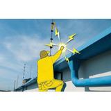 Cerca Electrica Perimetral Autorizada Por Ministerio Del Int