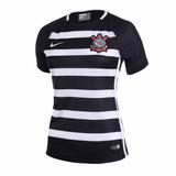 Camisa Nike Corinthians Ii Torcedora 2015/16 Original 658944