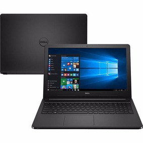 Notebook Dell Inspiron I15-5566-a10p Intel I3, 4gb, Hd 1tb