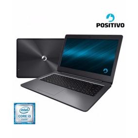 Note Positivo I3 4gb Hd 1tb Linux Xci7660 Led 14 Preto