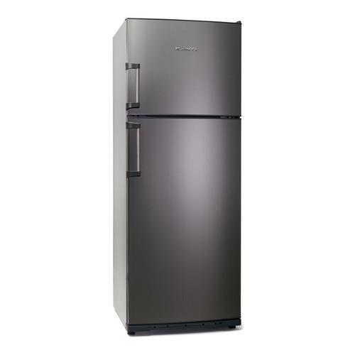 Heladera Koh-i-noor KHD43/7 acero con freezer 413L 220V