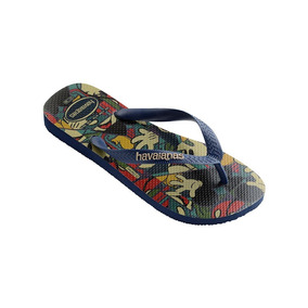 Chinelo Havaianas Original Kids Mickey Disney Stylish