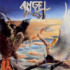 Angel Dust - Into The Dark Past, Lp Black Vinyl