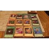 Mazo Deck Cartas Yugioh Dragon Original (primera Edición)