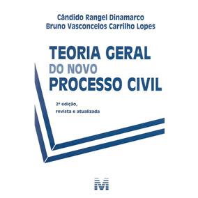Teoria Geral Do Novo Processo Civil - Malheiros