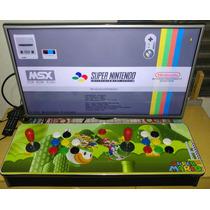 Fliperama Multijogos Portatil Arcade 31 Sistemas 7000 Jogos