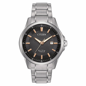 Reloj Citizen Aw1490-50e Titanio Tienda Oficial Citizen
