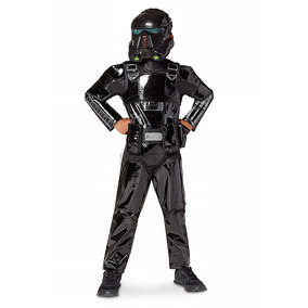 Disfraz Star Wars Imperial Death Trooper. Tienda Disney !!!