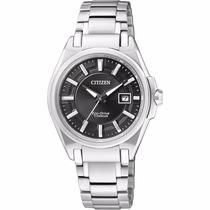 Reloj Citizen Eco-drive Titanium Ew1880-56e Time Square