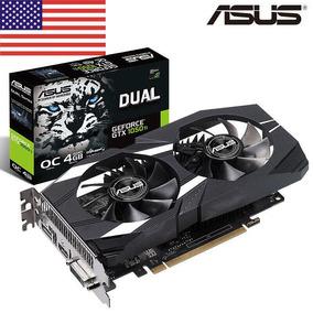 Edición De Asus Geforce Gtx Doble 1050ti De 4 Gb Gddr5 Oc