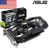 Edición De Asus Geforce Gtx Doble 1050ti De 4 Gb Gddr5 Oc