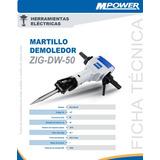 Rotomartillos demoledores electricos herramientas for Martillo demoledor bricodepot