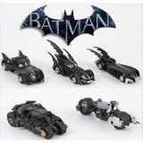 Batimovil Set De 5 Piezas Juguetes Batmobile Envío Gratis