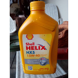 Aceite Shell 15w40