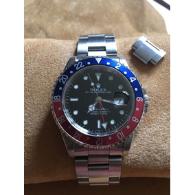 Rolex Gmt Master 2 Impecable
